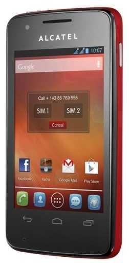 Замена кнопки включения Alcatel One Touch SPOP 4030